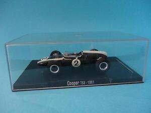 COOPER-T53-2-JOHN-SURTEES-F1-GP-1961-1-43-NEW-RBA-FABBRI