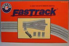 Lionel 072 FasTrack Remote 6-12047 O72 Wye Switch Track