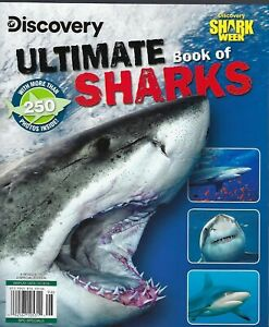 Details about Discovery Special Shark Week Magazine 2019