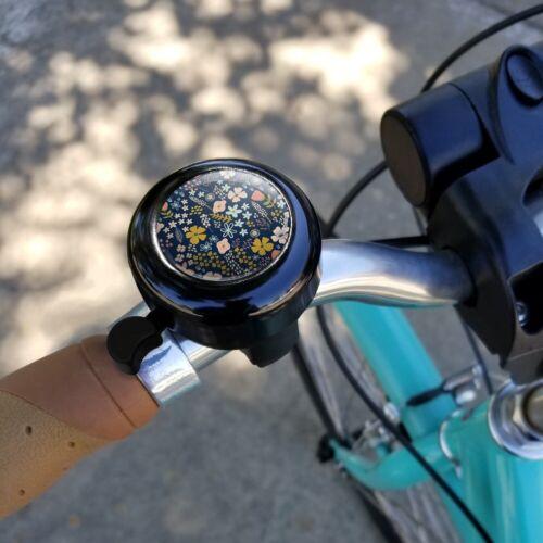 Mimi Flowers Floral Pattern Bicycle Handlebar Bike Bell