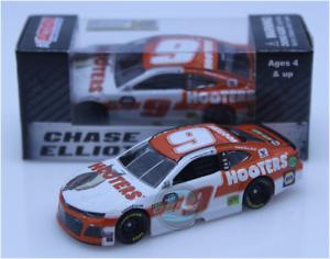 NASCAR 2020 CHASE ELLIOTT #9 HOOTERS 1//64 CAR