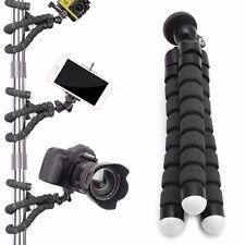 Flexible Tripod Stand Mount Gorilla Monopod Holder Octopus For GoPro Camera