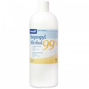 Image Is Loading Isopropyl Alcohol 99 4x1L 1 06 Gallons Best