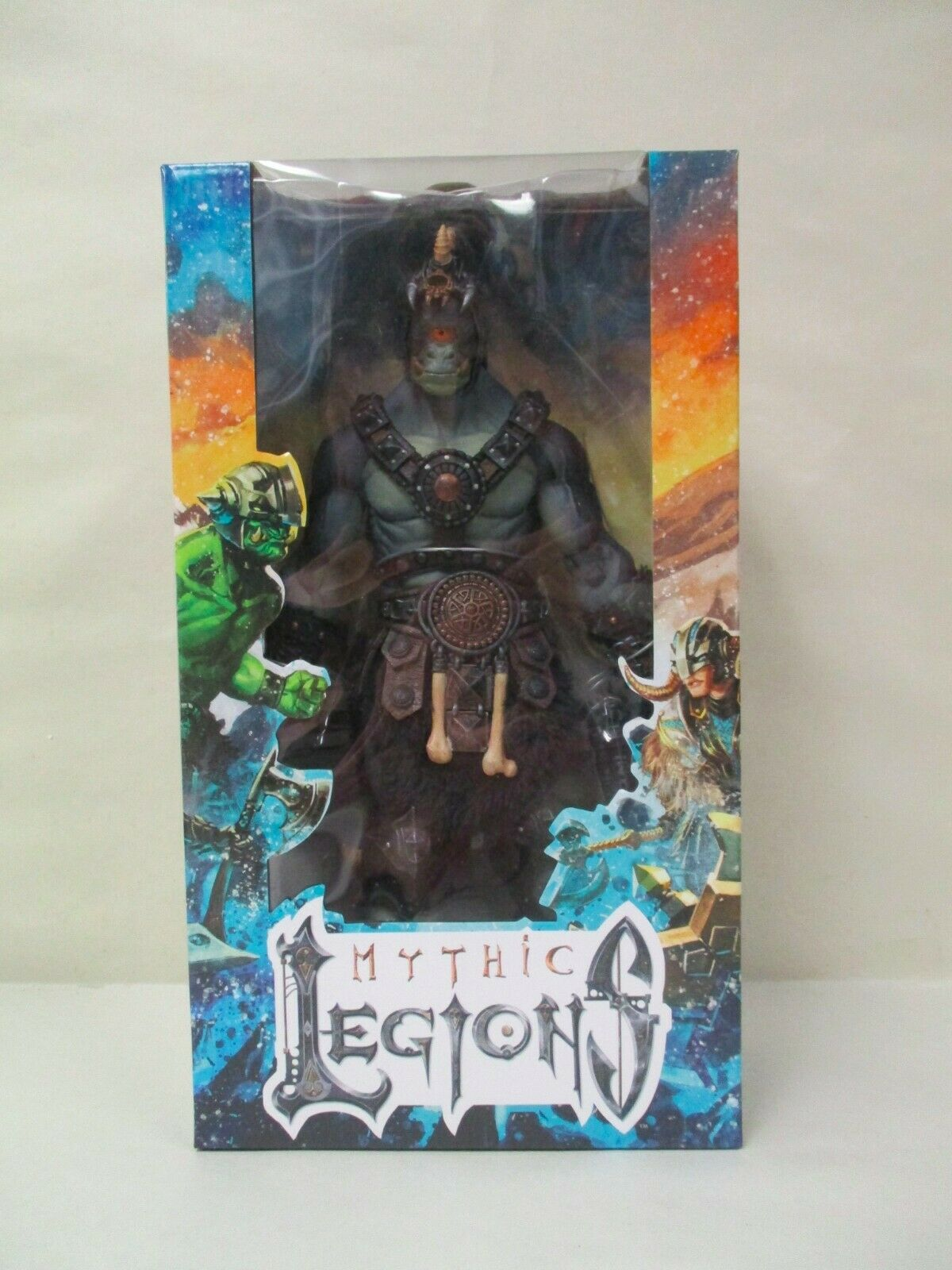2019 4 FOUR HORSESie MYTHIC LEGIONS WASTELANDS ARGEMEDES ACTION FIGURE 9  DELUXE