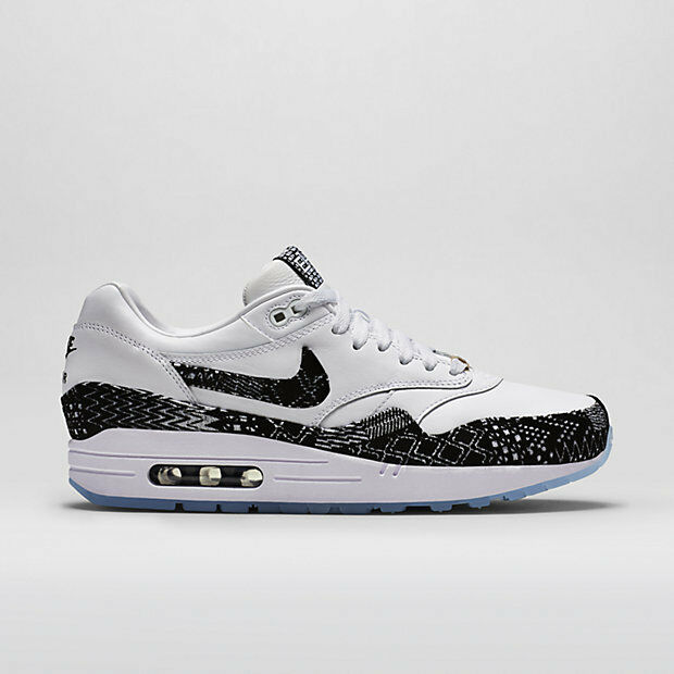 BRAND NEW MENS Nike AIR MAX 1 BHM QS 739386-100 BLACK HISTORY SNEAKERS SIZE 11.5 Cheap women's shoes women's shoes