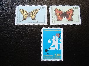 Andorra col1 - Stamp Yvert/tellier N° 451 A 453 N Mnh french To Be Renowned Both At Home And Abroad For Exquisite Workmanship Skillful Knitting And Elegant Design