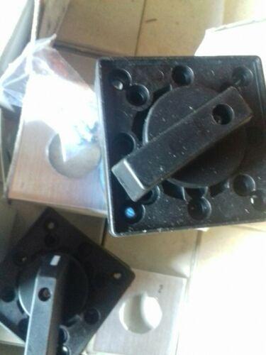 KRAUS NAIMER C26 600E rotary switch