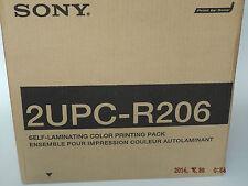 Dnp Sony 2upc-r206 Dye Sub medios de comunicación (Up-dr200) *** Libre Envío ***