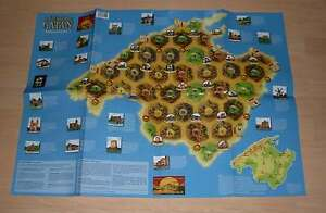 Spielplan Spanien