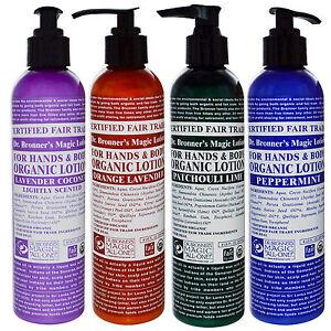 Dr-Bronner-039-s-Magic-Lotion-Hand-Body-Organic-236ml-Sun-Dogs-Vegan
