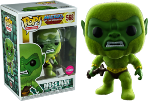 Exclusive-Flocked-MOSS-MAN-Masters-of-the-Universe-FUNKO-POP-VINYL-New-in-Box