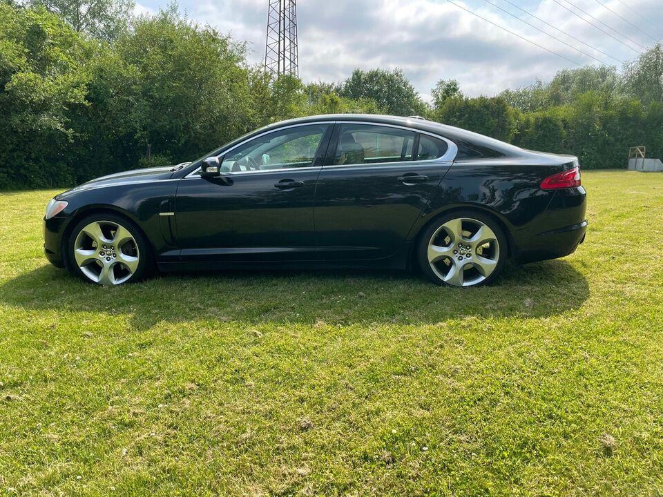 Jaguar XF 4,2 S/C SV8 aut. Benzin aut. Automatgear modelår