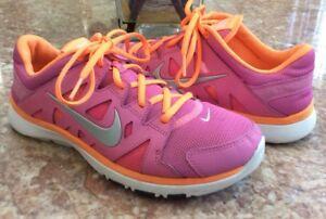 Llanura personal progenie  Nike Flex Supreme TR 2 Women's Pink Glow Orange Running Shoes Size 8  #616694-504   eBay