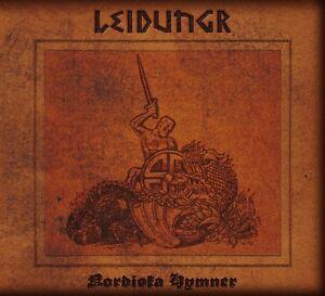 LEIDUNGR-Nordiska-Hymner-CD-Von-Thronstahl-Triarii-Arditi-Puissance-Wardruna