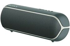 Sony Srsxb22 B Extra Bass Portable Bluetooth Speaker Black For Sale Online Ebay
