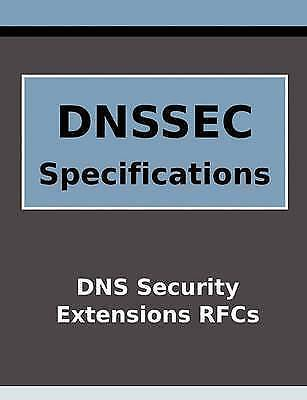 Dnssec Specifications, Brand New, Free P&P in the UK
