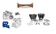"S&S 107"" Big Bore Kit w/585 S&S Gear Drive Cams Oil Pump TC3 Cam Plate Pushrods"