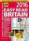 AA Easy Read Britain 2016 by AA Publishing (Paperback, 2015)