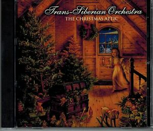 image is loading trans siberian orchestra the christmas attic mint cd - Christmas Attic