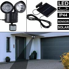 4,5 Watt LED Strahler Befestigungsbügel Blendschutz Stecker Garten Leuchte Lampe