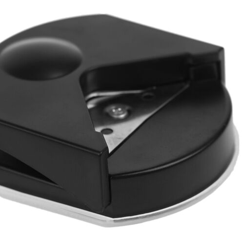 4R Premium Corner Rounder Punch 4mm Black Paper Card Photo Cutter Tool Craft BK