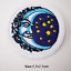 miniature 75 - Sew Iron On Round Patches Popular Badge Transfer Embroidered Funny Biker Slogan