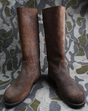 WW2 GERMAN WEHRMACHT LUFTWAFFE ELITE SOLDIERS JACK BOOTS W/HEEL IRONS