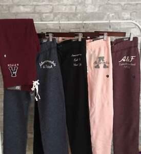 abercrombie & fitch sweatpants