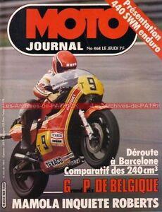 MOTO-JOURNAL-468-HONDA-CB-250-XLS-SR-US-YAMAHA-SWM-440-TF1-1980-Yrjo-Vesterinen