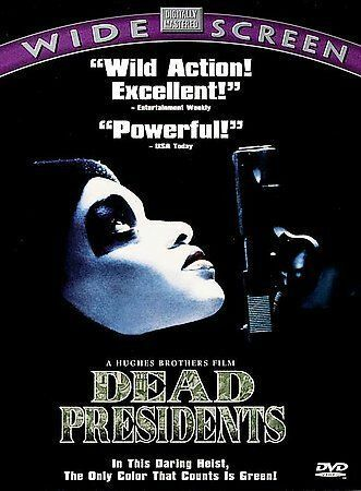 Dead Presidents Dvd 1998 For Sale Online Ebay
