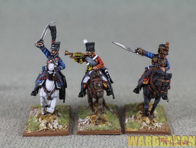 Napoleonische wds malte niederländischen belgier db22 husar befehl durch r3