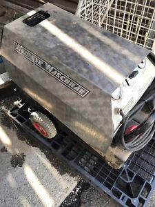 Hochdruckreiniger Weigner Waschbär an Bastler