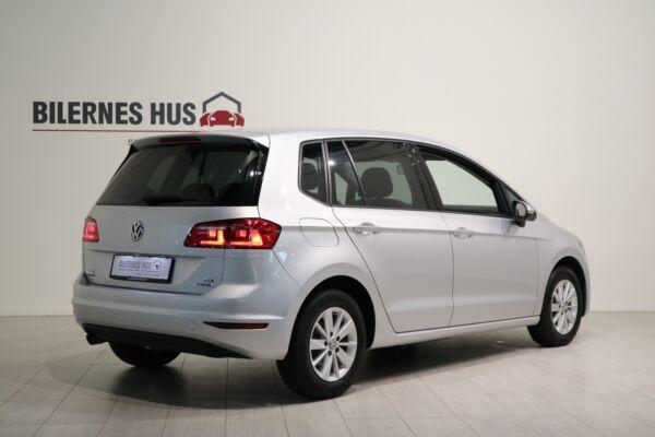 VW Golf Sportsvan 1,6 TDi 110 Comfortline BMT - billede 1