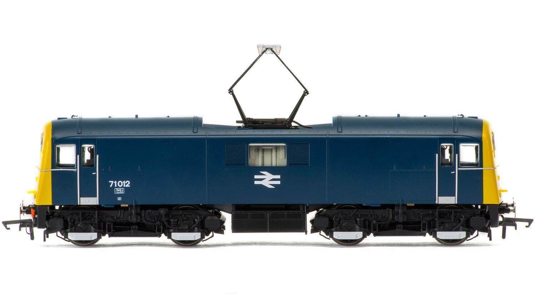 Diesel Electric  Hornby R3374 BR Class 71 '71012' BR azul - DCC Ready - OO Gauge