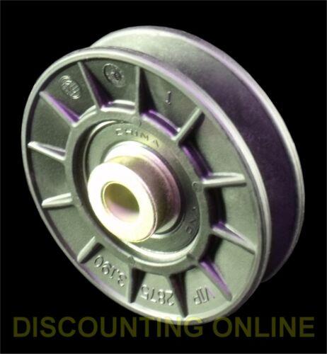 DRIVE IDLER PULLEY FITS JOHN DEERE AM115460 LX GT ZTRAK 172 176 178 255 277 2885