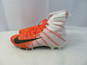 Nike Vapor Untouchable 3 Elite Football Cleats Orange White Ao3006 118 Size 11 5 Ebay