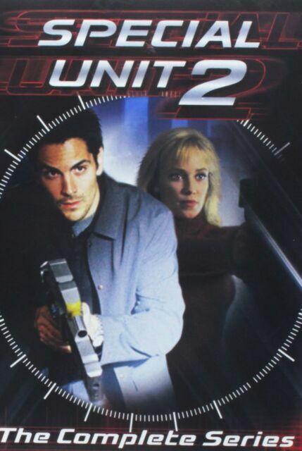 Special Unit 2 Complete Michael Landes Tv Series First Second Seasons Dvd Set 1 For Sale Online Ebay