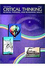 Critical Thinking: Critical Thinking Level C by Raintree Steck-Vaughn Staff (1993, Paperback)