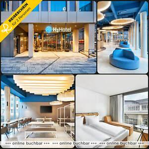 NEUERÖFFNUNG Städtereise Leipzig 3 Tage 2 Personen H2 Hotel Hotelgutschein Reise