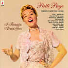I Thought About You by Patti Page (CD, Jul-2007, Flare)