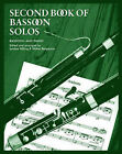 Second Book of Bassoon Solos: (Complete) by Walter Bergmann, Lindon Hilling (Paperback, 1993)