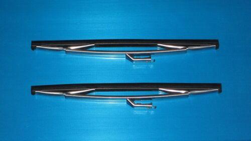 mini cooper paire 1990-2000 pare-brise balais d/'essuie-glace origine tex Rover mini