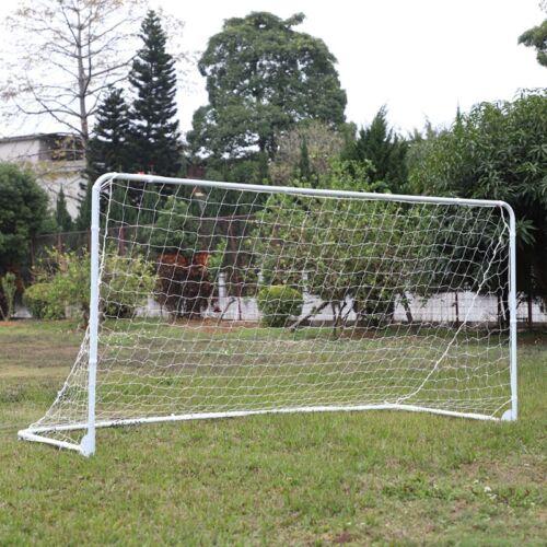 Details about  / Soccer Ball Net Football Goal Post Mesh Gates Training Net Kids Outdoor Sports