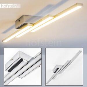 led deckenleuchte design wohn flur k chen zimmer leuchten schlaf lampen flach ebay. Black Bedroom Furniture Sets. Home Design Ideas