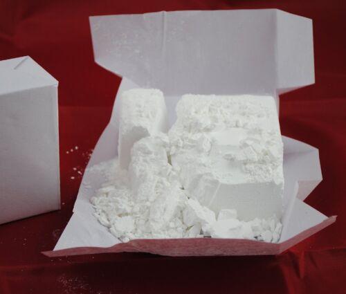 bloc Authentique senshi Japon POIDS LEVAGE craie carbonate de magnésium naturel