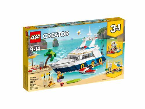 LEGO® 31083 Creator Yacht