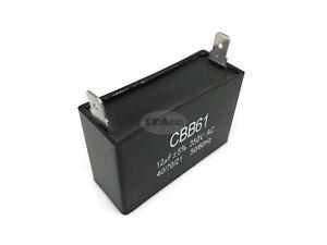 2pcs Generator Capacitor CBB61 350V AC 11uF 50//60Hz