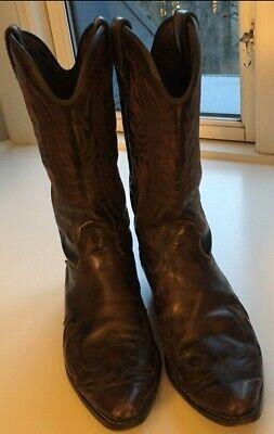Find Brune Læder Støvler på DBA køb og salg af nyt og brugt