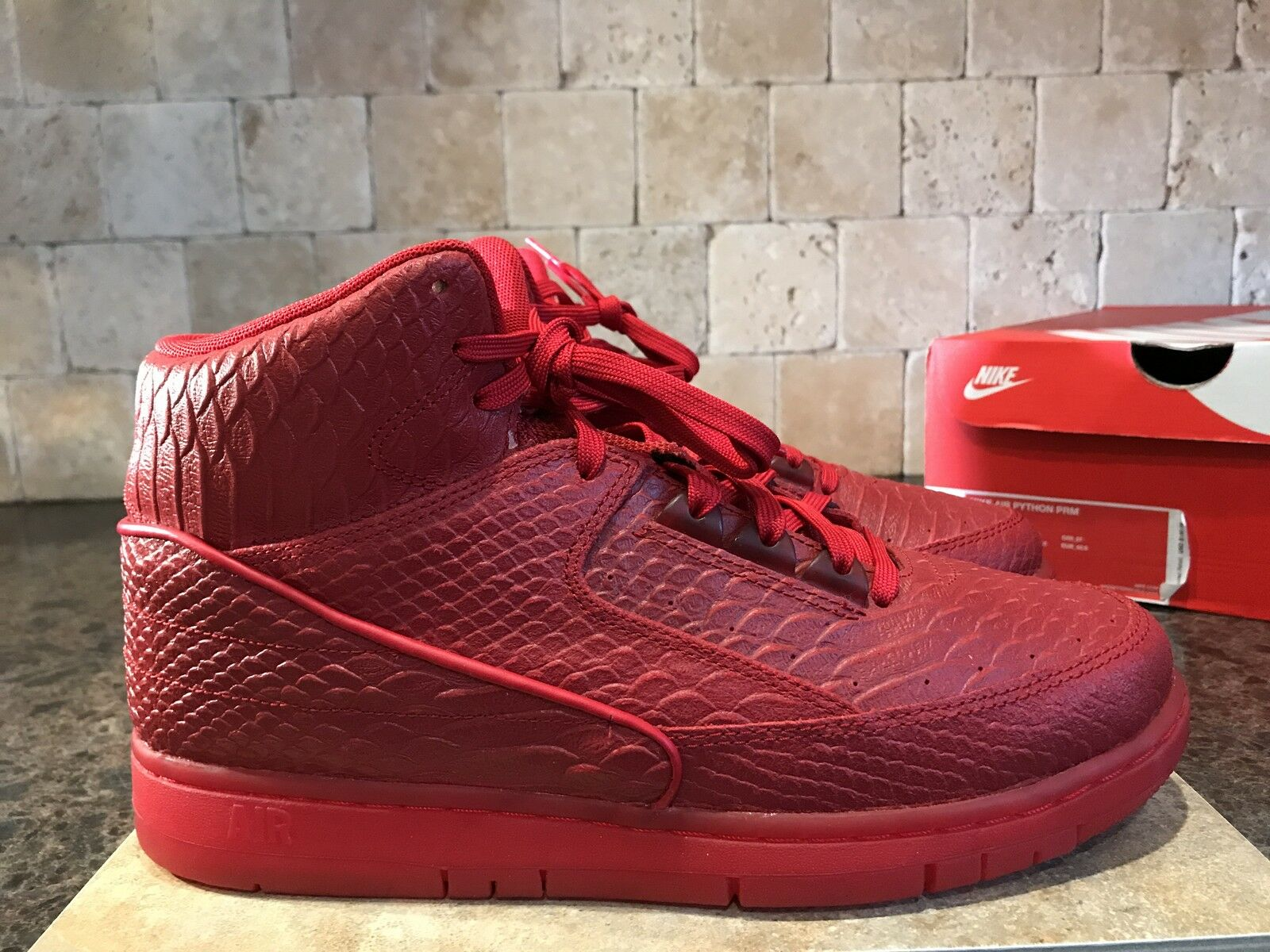 nike air jordan spike lee quarante pe basketball les chaussures nouvelles chaussures les 807541-002 taille 11,5 fa6404