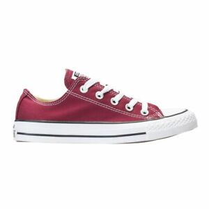 Converse-All-Star-Chuck-Taylor-Mens-Maroon-Red-Fashion-Sneakers-Shoes-M9691C